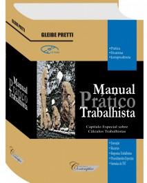 Manual Prático Trabalhista  -  Gleibe Pretti